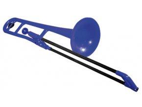 Pbone trombon plastový - fialový