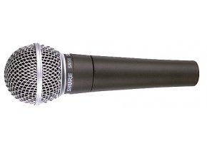 Shure SM58-LCE, mikrofon dynamický.