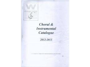 Toccata for Twelve op.131 - C.D.Wiggins