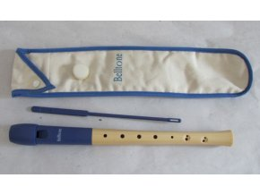 Belltone sopránová flétna QM8A-34G - dřevěná flétna s německým prstokladem
