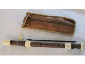Altová flétna plastová Belltone QM8A-16B barokní prstoklad