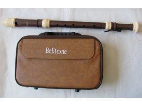 Tenorová flétna plastová Belltone QMA8A-17B barokní prstoklad