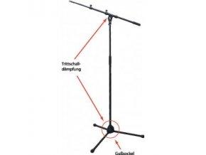 BSX mikrofoní stojan BSX2