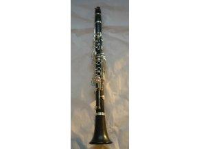Belltone BCL-518, B klarinet 18/6, celodřevěný,  nejlevnější na trhu!