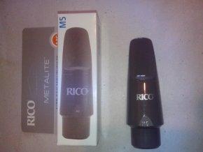 Rico  Metalite M5 - alt saxofon