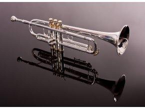 M.Jiracek model 139S, B trumpeta Petr Jandásek signature.