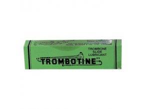 Trombotine, mazadlo na snížec trombonu