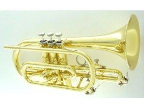 Carol Brass - Bb Kornet CCR-3200-YSS - lakovaný