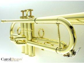 Carol Brass Trubka B CTR-5000L-GST-L