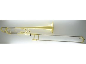 Carol Brass CTB-2227-YST-YNNN-Y3, Bb/F trombon tahový s kvartou  , mosazný