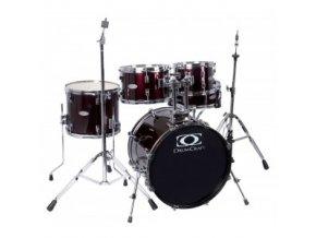 Drumcraft DC Serie 3 Fusion, Red Wine