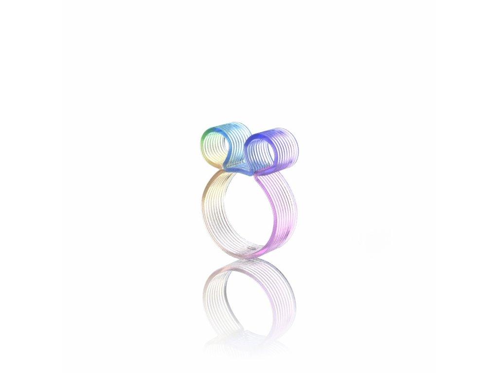 prsten 3 I8 Mickey Mouse CMY light