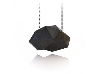 polygon black retizek black e