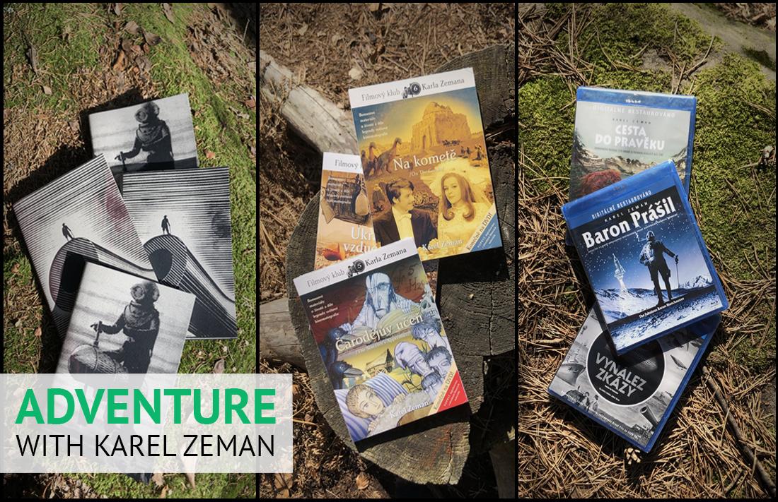 Adventure with Karel Zeman