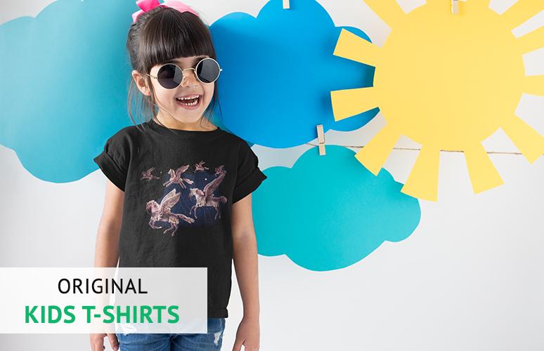 Original kids t-shirts
