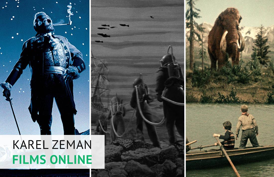 Karel Zeman films online