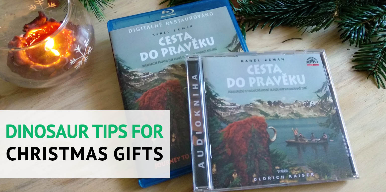 Dinosaur tips for Christmas gifts