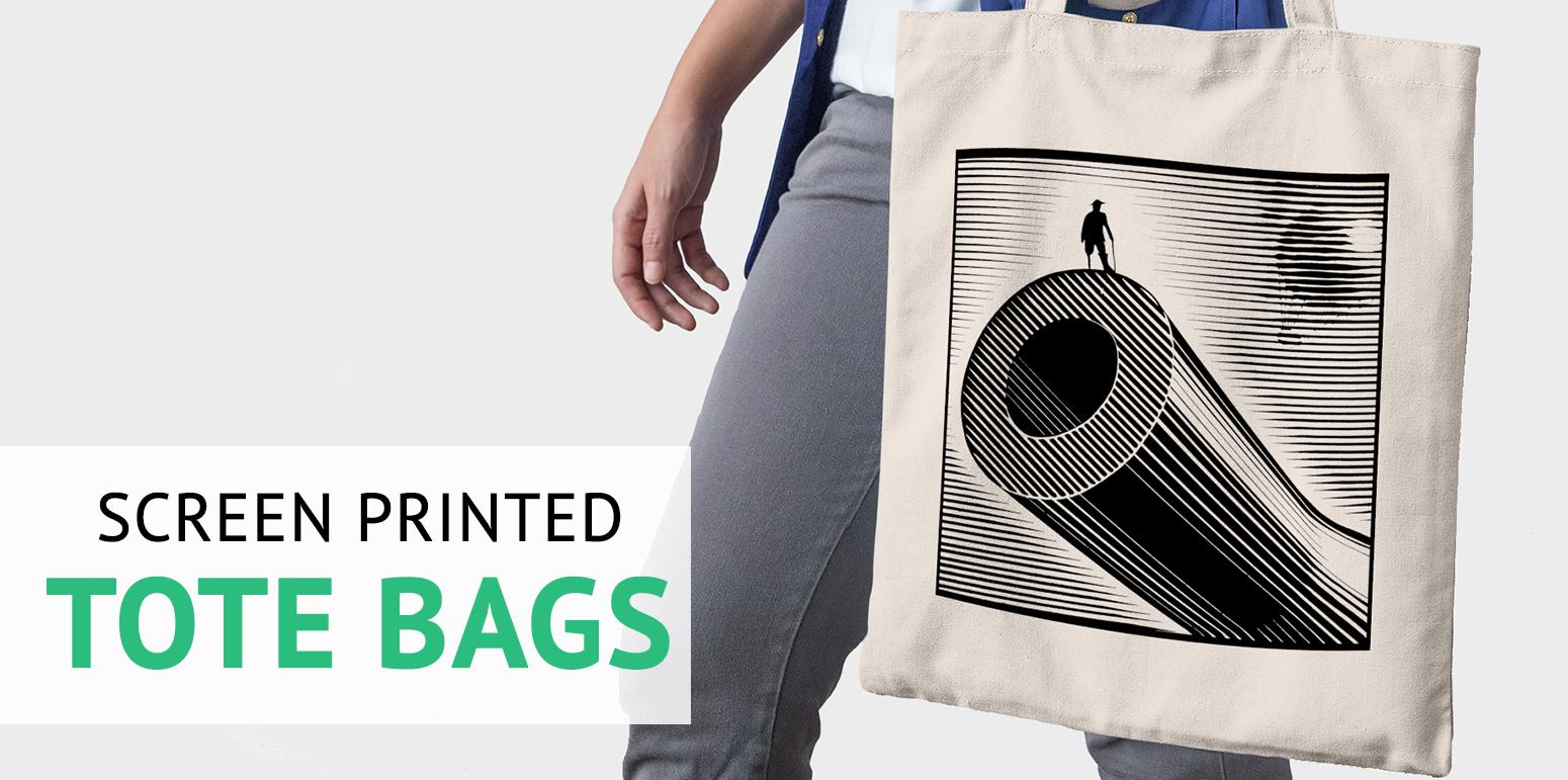Original tote bags design