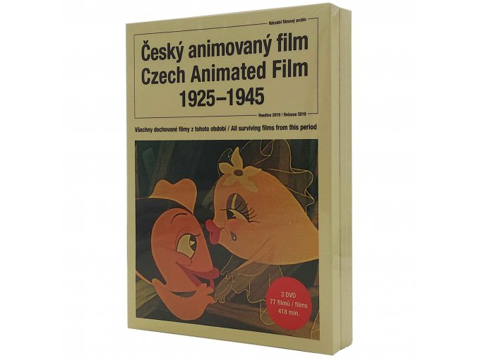 DVD Český animovaný film 1