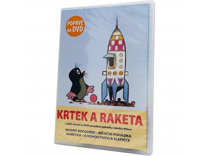 DVD DVD Krtek a raketa 1