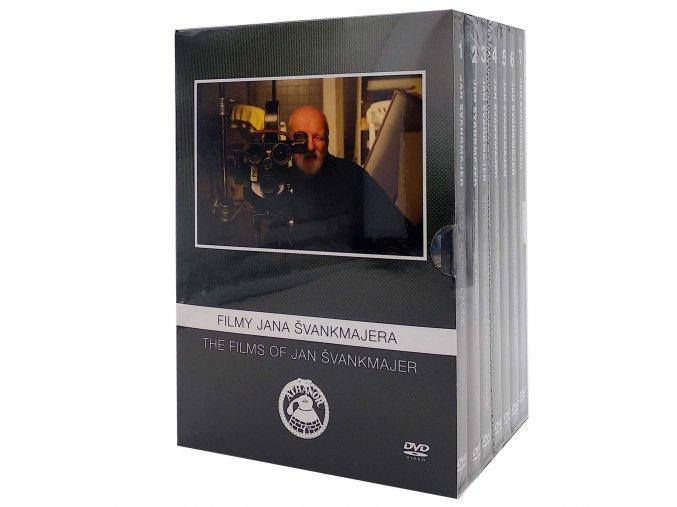 DVD edice po 7 Švankmajer 1