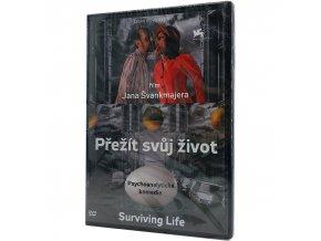 DVD JŠ Přežít svůj život 1