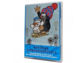 DVD Krtkova dobrodružství 4 1