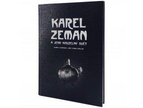 Kniha Karel Zeman a jeho kouzelný svět 1