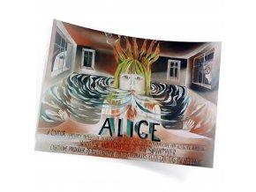 Plakát Alice ENG