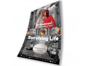 Plakát Surviving Life