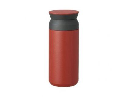 Kinto cestovní termoska červená