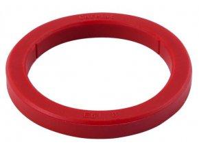 Těsnění hlavy E61 8 mm - červený silikon