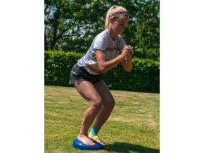 Balancepad set blue logo
