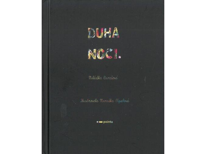 Kniha Duha noci