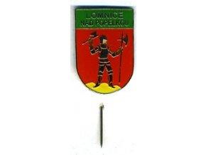 Odznak Lomniec nad Popelkou zelený