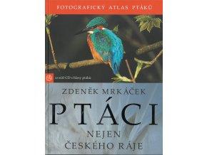 Kniha Ptáci nejen Českého ráje