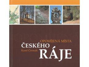 Kniha Opomíjená místa Českého ráje