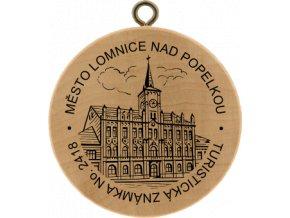 TZ Město Lomnice nad Popelkou No. 2418