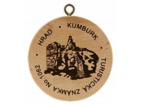 TZ Hrad Kumburk No.1062