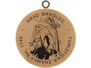 TZ Hrad Bradlec No. 1749