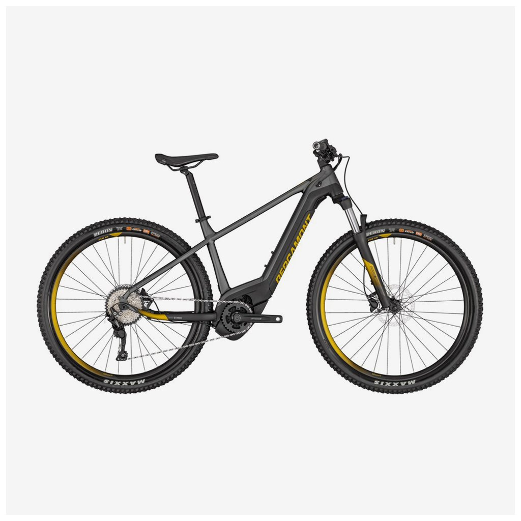 Horské elektrokolo Bergamont E-Revox Sport - černé
