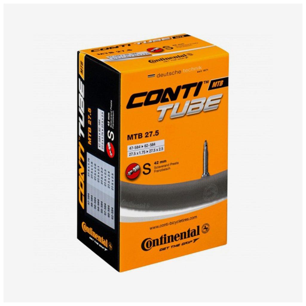 """Duše Continental MTB 27,5"""" x 1,75 - 2,5 FV"""