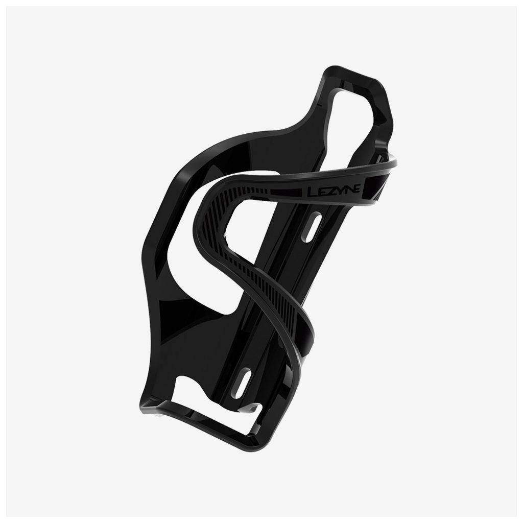 Košík Lezyne na láhev Flow Cage - Enhanced - černý