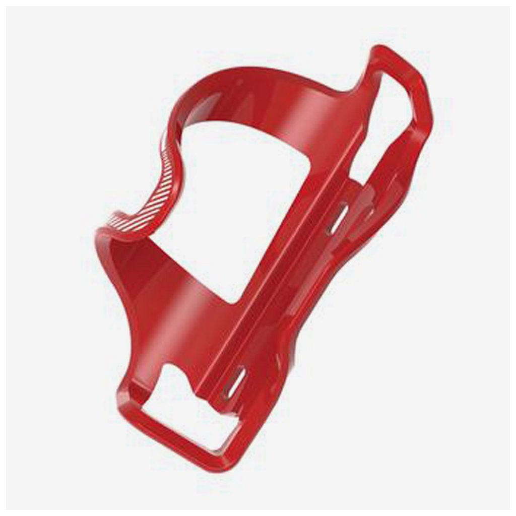 Košík Lezyne na láhev Flow cage SL R enhanced - červený