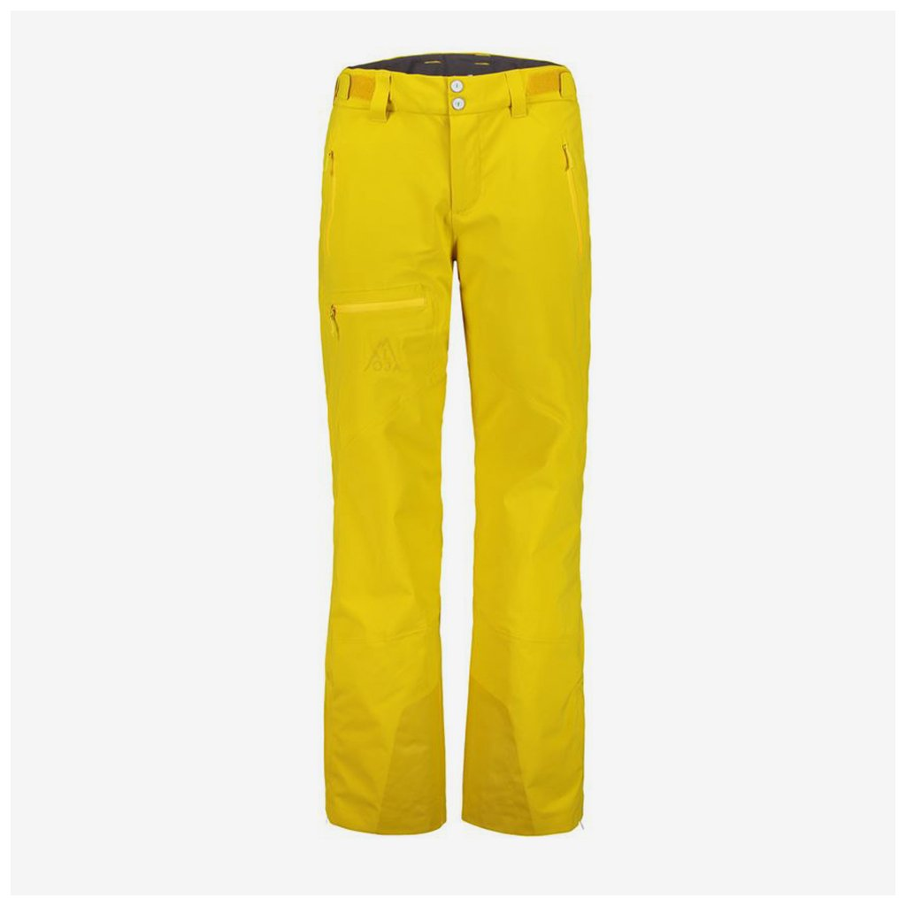 Pánské kalhoty Maloja LanguardM - žluté