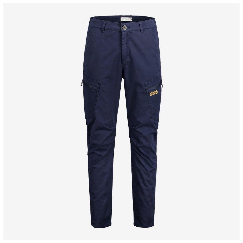 Pánské kalhoty Maloja ChalamandrinM - modré
