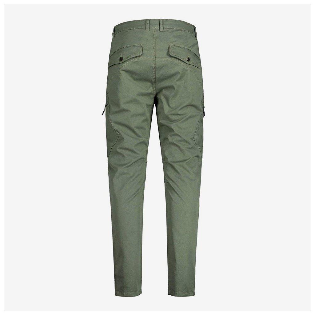 Pánské kalhoty ChalamandrinM - zelené