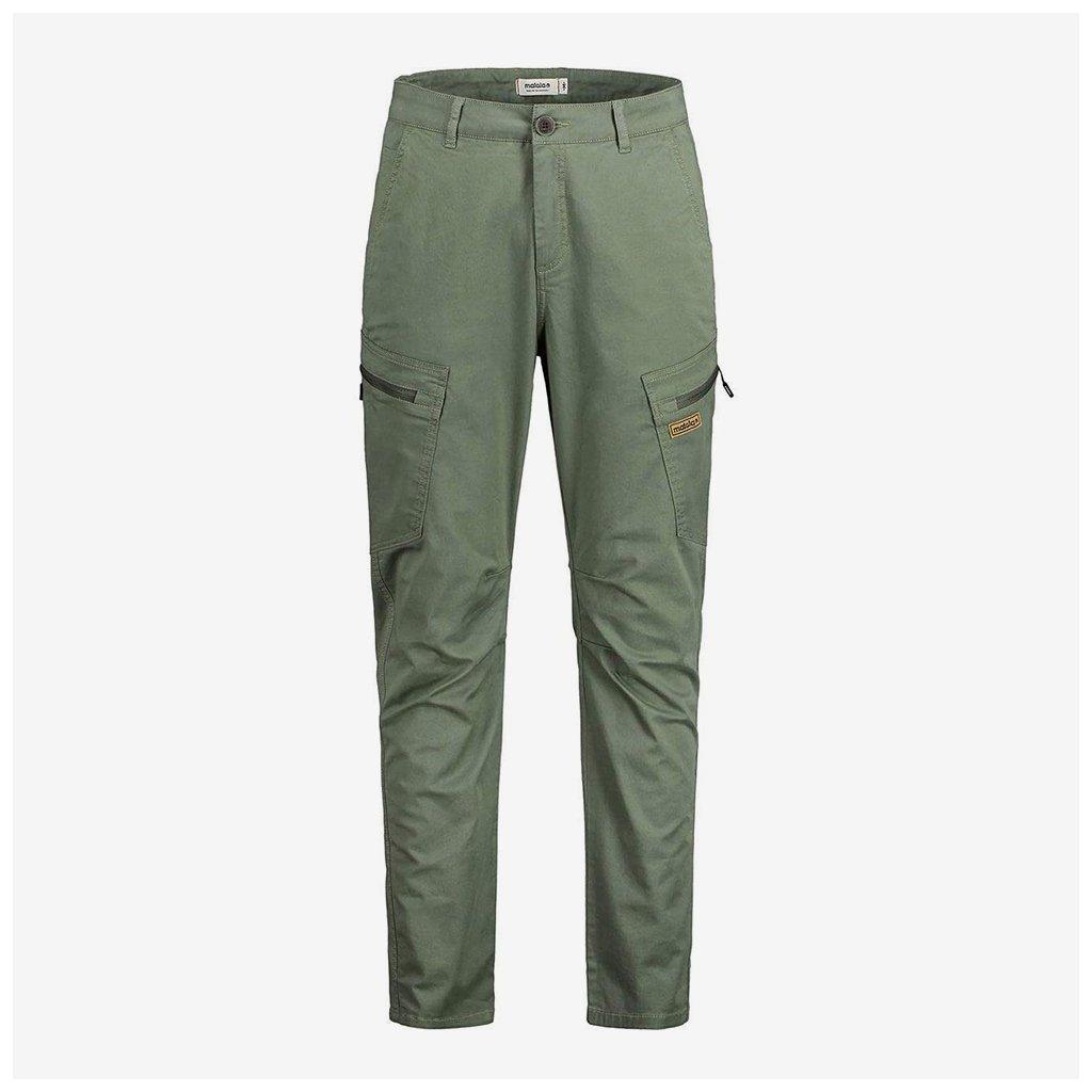 Pánské kalhoty Maloja ChalamandrinM - zelené