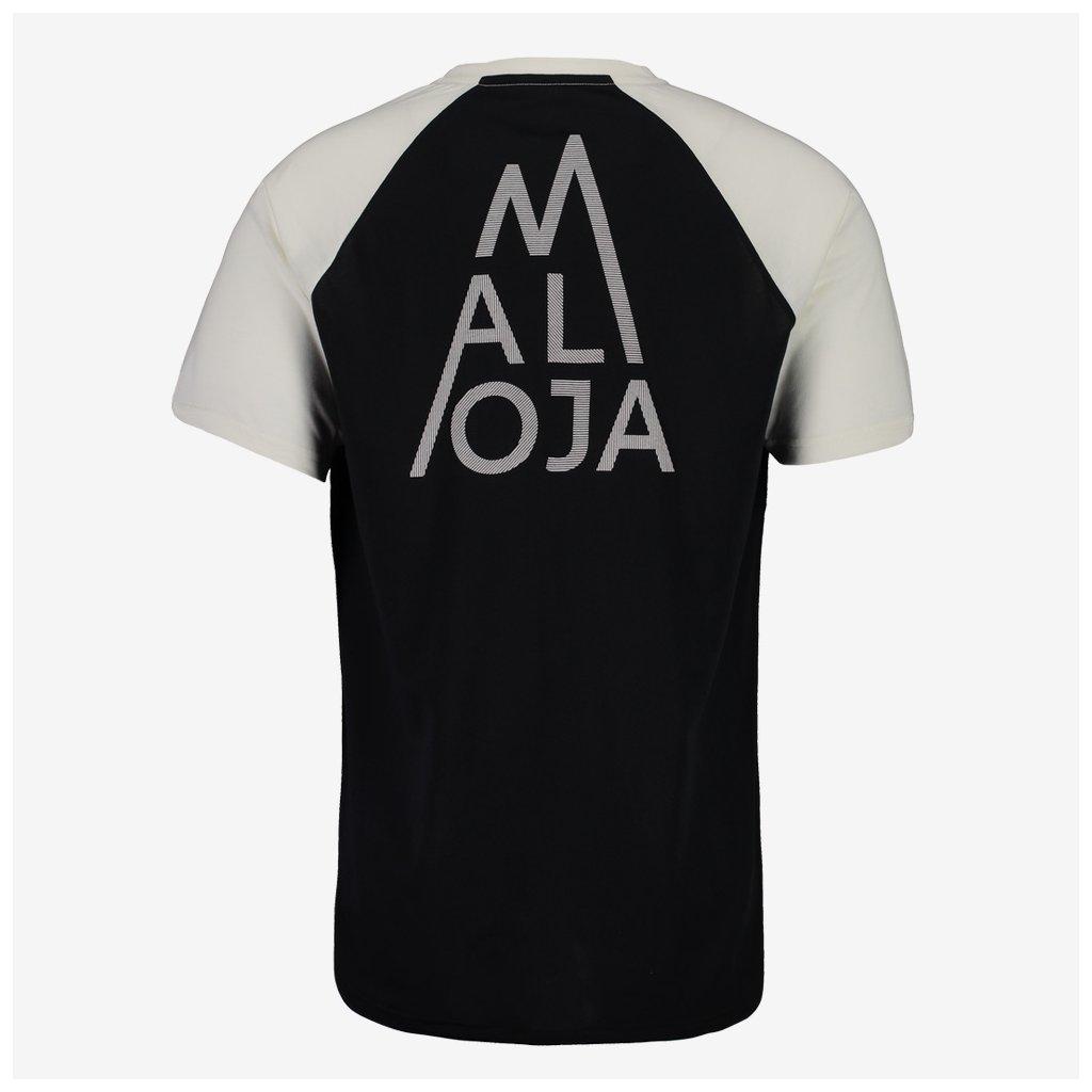 Pánské tričko AlbanasM - černé