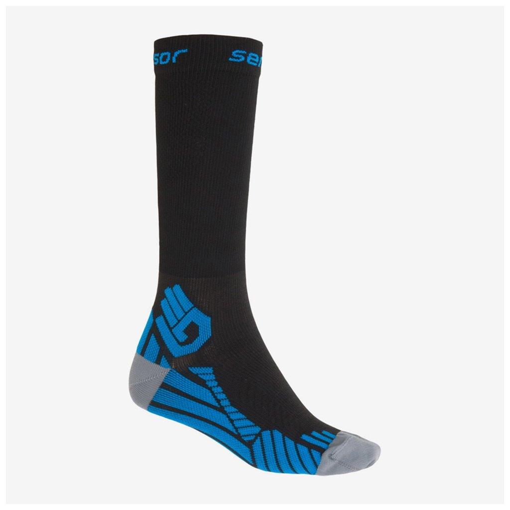 Ponožky Compress - černé